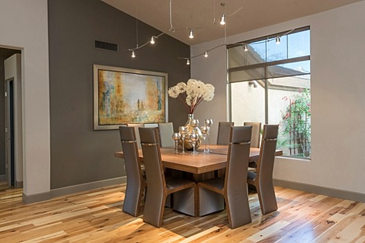 residential remodel dining room